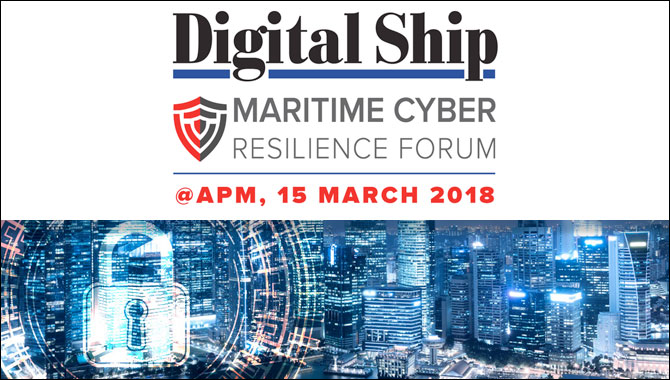 Digital Ship's Maritime Cyber Resilience Form, 15