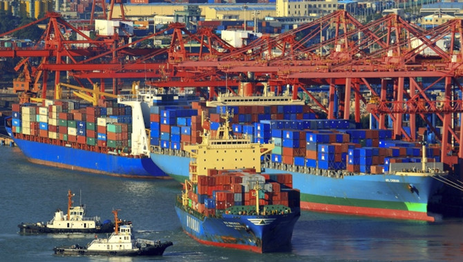 Another container shipping route available in Xiame