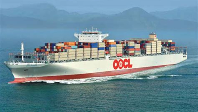 OOCL announces range of Asia-Oz changes
