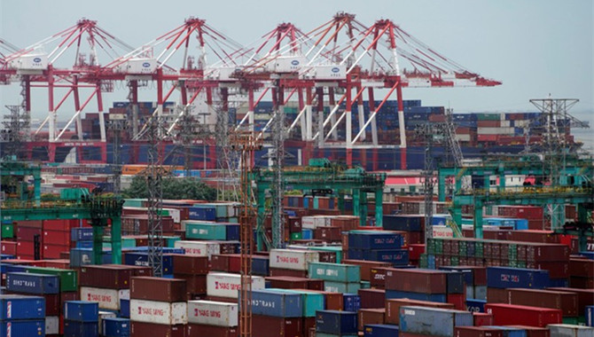 China's tariff rate reaches level of developed coun