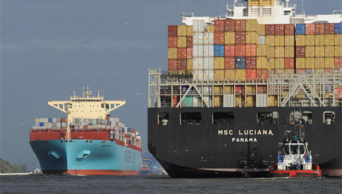 Maersk Line, MSC and ZIM enter strategic cooperatio