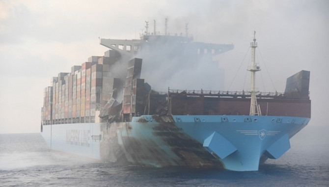 Ship losses up in Asia as casualties worldwide decl
