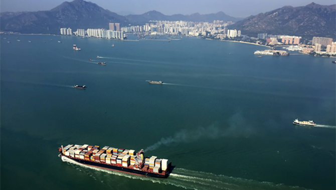 China's Tighter Ship Emissions Rules a Boon for sul