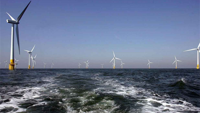 GE China bets big on offshore wind power in Guangzh