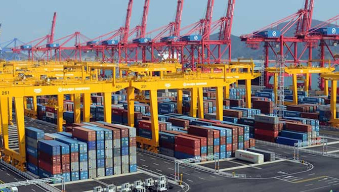 Cosco Shipping Ports deal with French shipping line