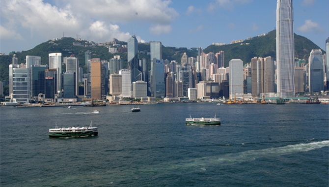 HK holds Asian Logistics,Maritime Conference Novemb