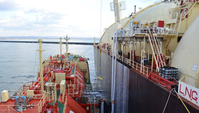 Drewry:small-scale projects bringing LNG market for
