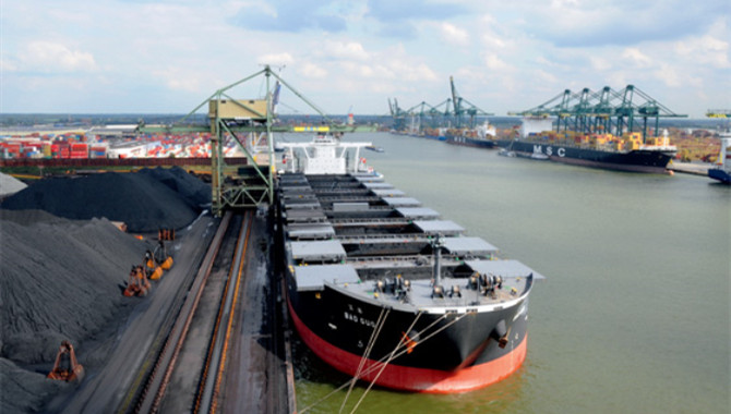 Dalian port bans Australian coal imports,sets 2019