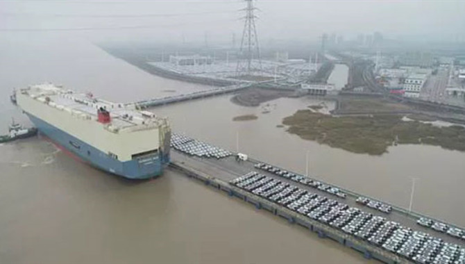 Ningbo-Zhoushan Port strengthens trade with BR coun