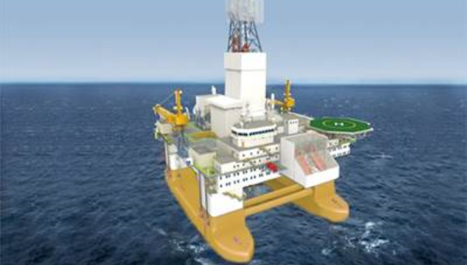 Neptune Contracts CIMC Raffles, Odfjell Drilling