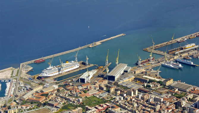 Italian port of Palermo hopes to attract Chinese in