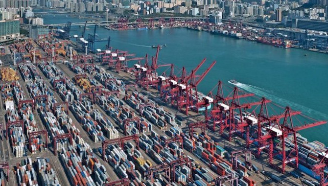 Hong Kong Port Alliance begins 1 April