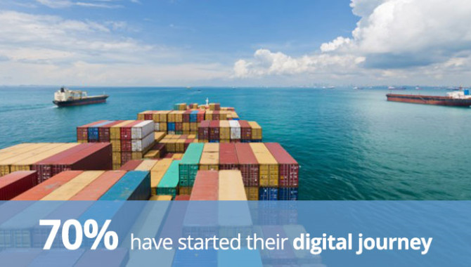 Digitalisation in the maritime industry