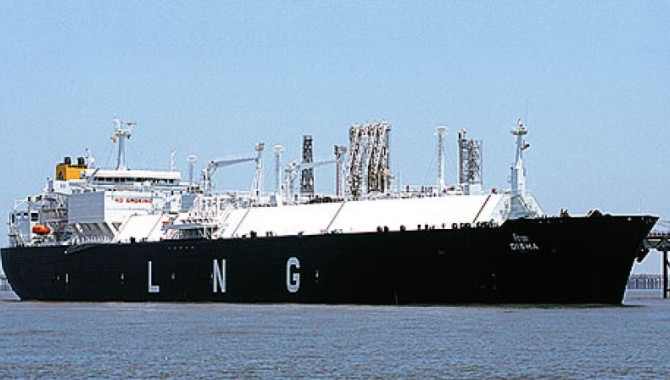 NE Asia's LNG import demand growth declines