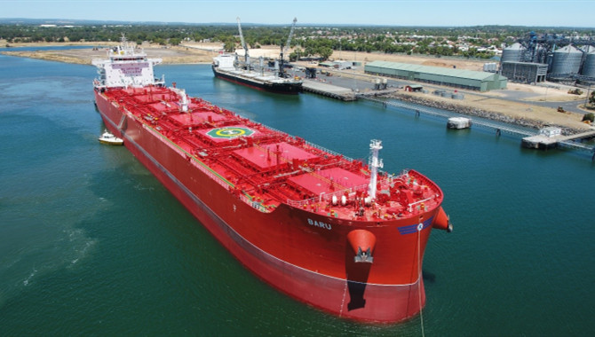 First CLEANBU wet-dry cargo switch with significant
