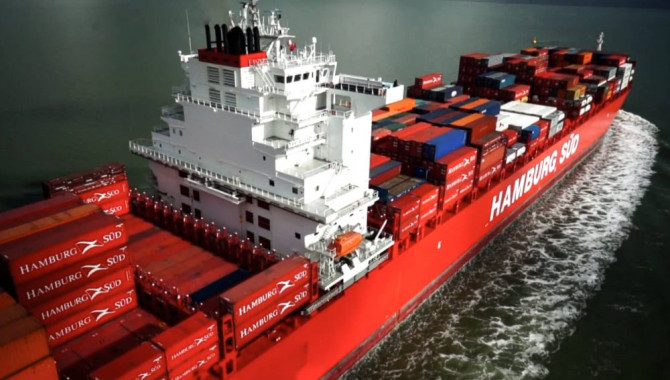 BRI boosts Hamburg's logistics role