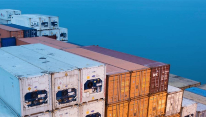 Container Ship Deliveries Down in H1 2019