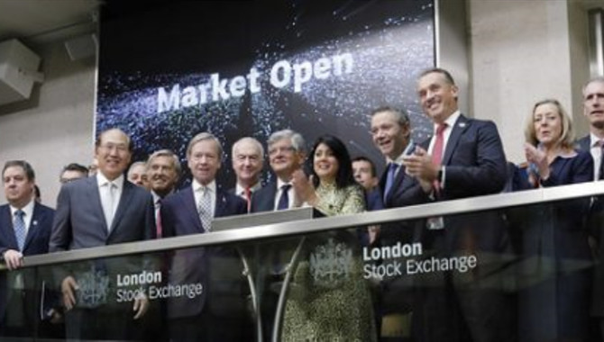 LISW19  Officially Begins With Market Opening of Th