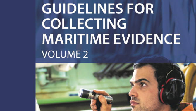 NI publishes Guidelines for Collecting Maritime Evi