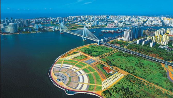 Hainan forges ahead as China's largest FTZ