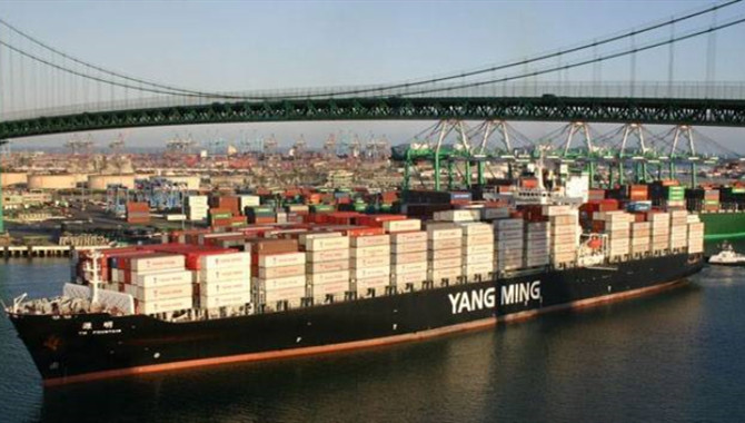Yang Ming Launches CVK Service