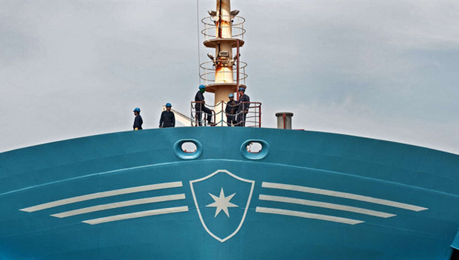 Maersk:Shippers will only pay for IMO 2020 'cost