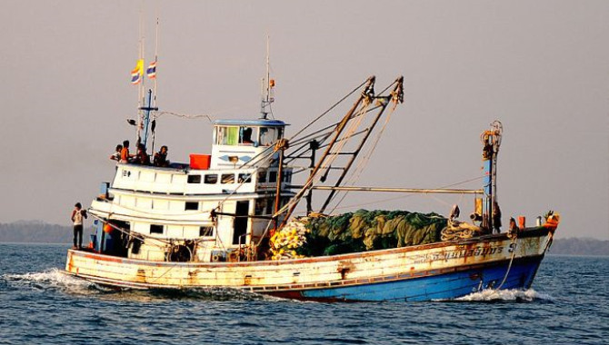 IMO Ministerial Conference Aims For Safe Fishing, L