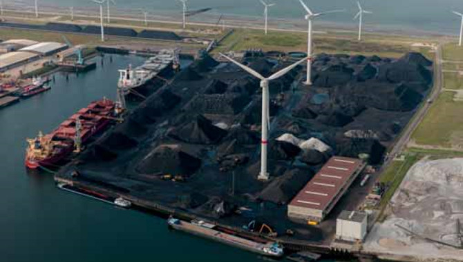 China Caofeidian port expanding coal handling capac