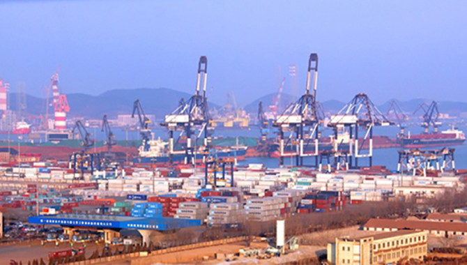 China's Yantai Port to launch LNG storage plants by
