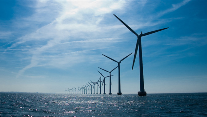 China, UK, Germany to propel offshore wind market