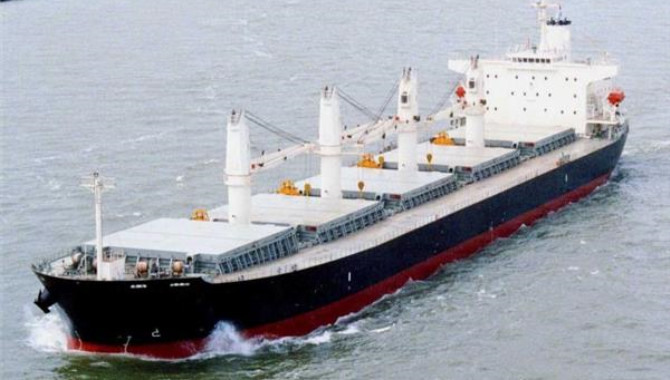 Fujian Yonghang Shipping orders handy bulker at Lix