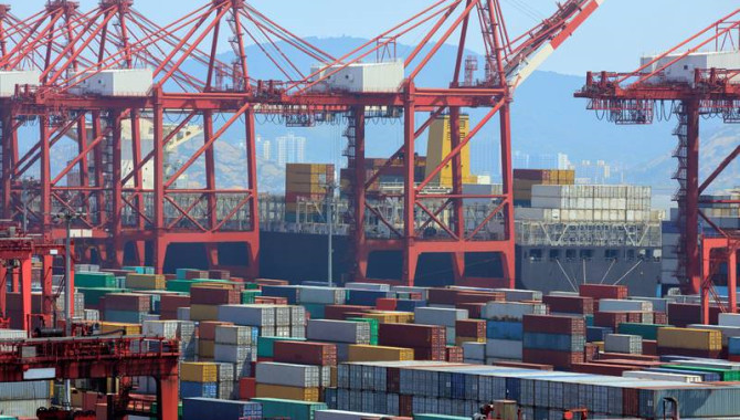 Shanghai remains world's busiest container port i