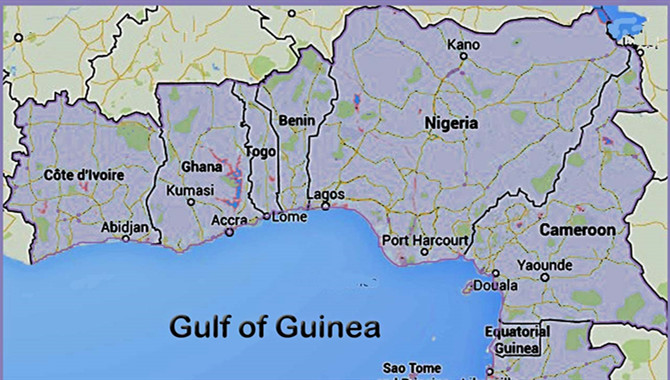 ECSA raises the alarm about the Gulf of Guinea