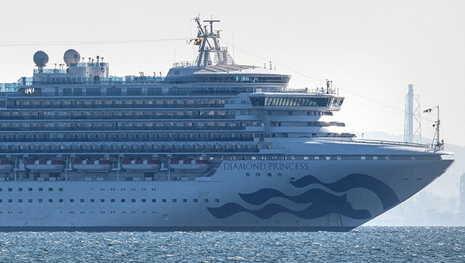 41 new cases of coronavirus,on quarantined cruise s