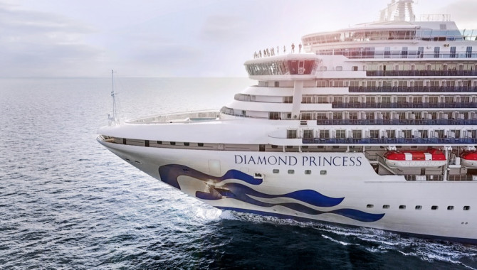 6 more NCP cases found on Diamond Princess cruise s