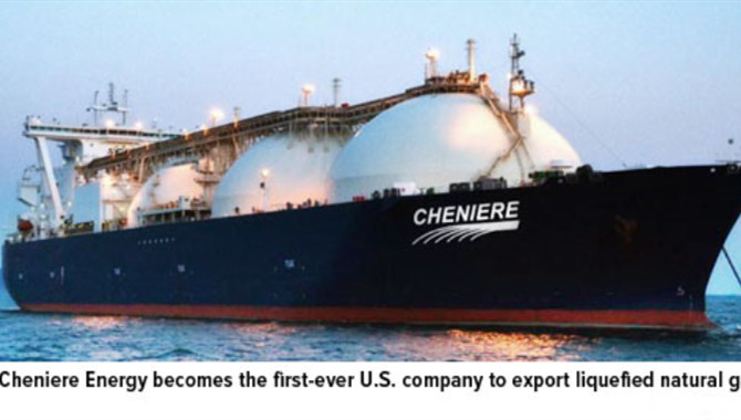 The coronavirus has not impacted US LNG exporter Ch