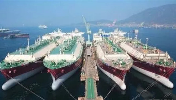 $15 billion order for 80 vessels! This Chinese ship