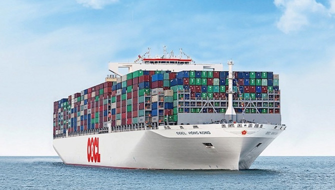 OOCL's 4Q19 characterized by greater volumes, lower