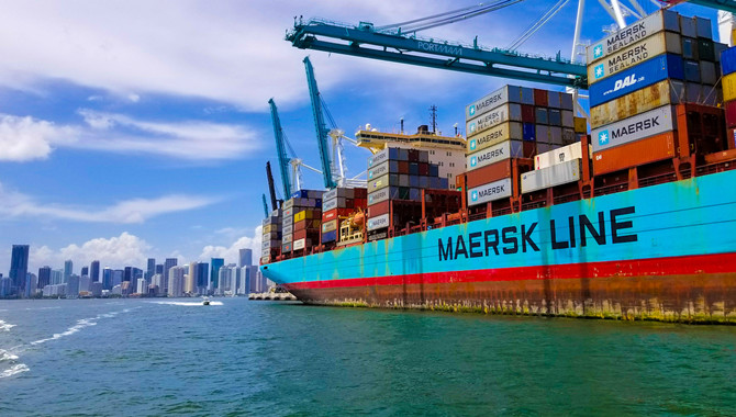 Maersk optimistic shipping will have V-shaped coron