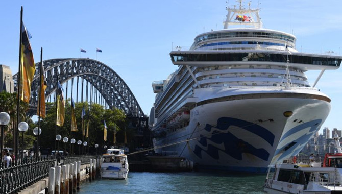 49 cruise passengers test positive for COVID-19 on