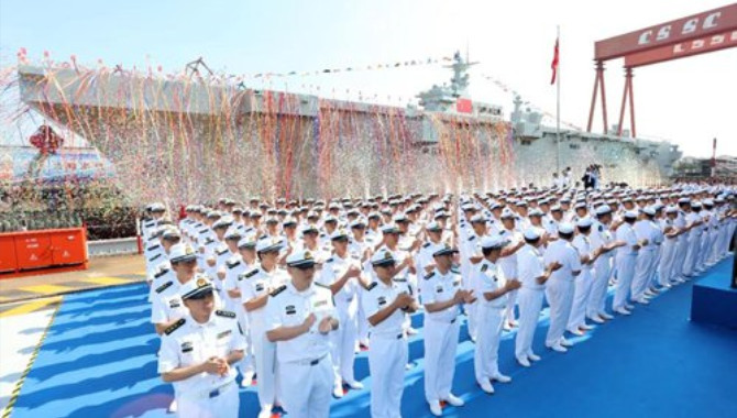 Hudong Zhonghua shipyard to launch new ship on Wedn