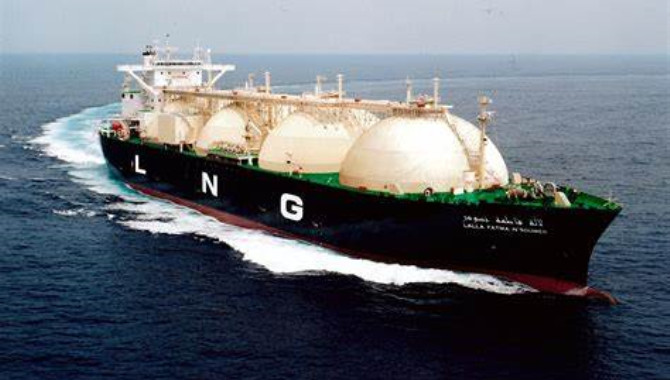 Cosco,CNPC to order LNG carrier trio at Hudong