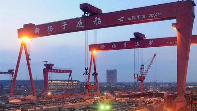 Yangzijiang made a profit of 400 million yuan in Q1