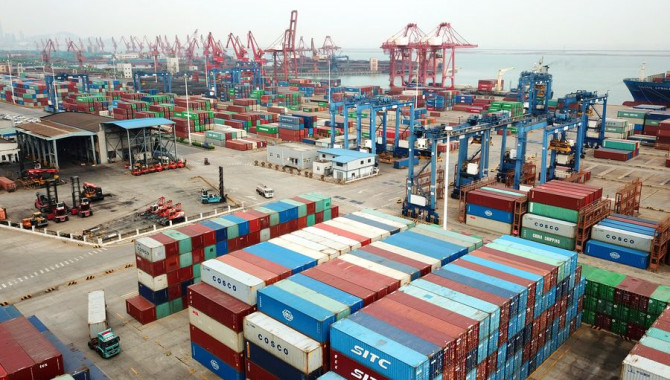 Foreign trade faces pressure from outbreak