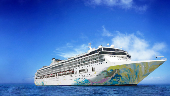 HK's Genting Cruise Lines first in line for infecti