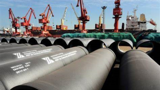 China becomes net steel importer in July