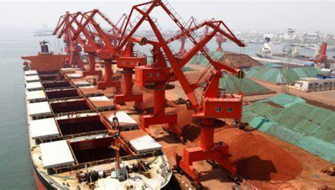 China's iron ore imports set for strong August