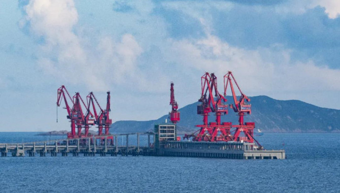 Ningbo Zhoushan Port raised 9.651 billion yuan