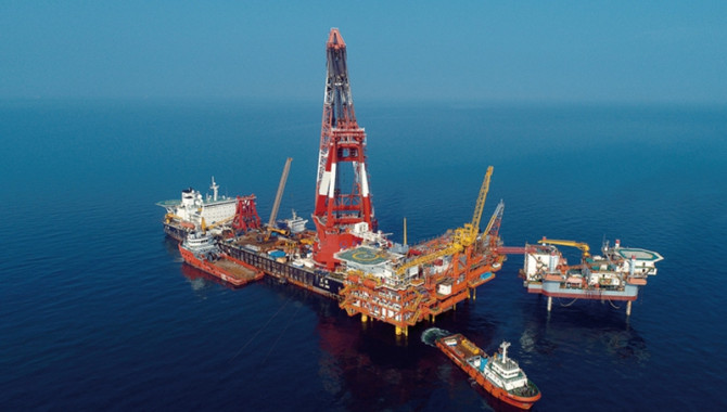 CNOOC revs up oil production platform