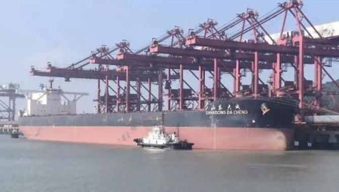 Zhoushan Port supplies 2.8m tons of bonded oil